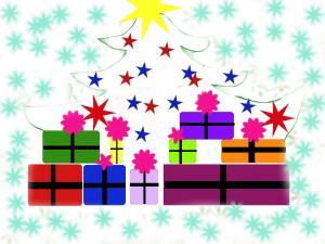 Kalėdinis atvirukas 2 Agnė Staniulytė 1A