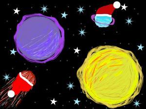 Kosmoso tematika Gediminas 1d (1)